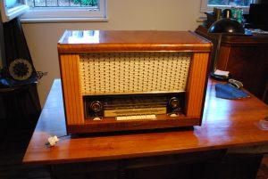 Referenz Röhrenradio